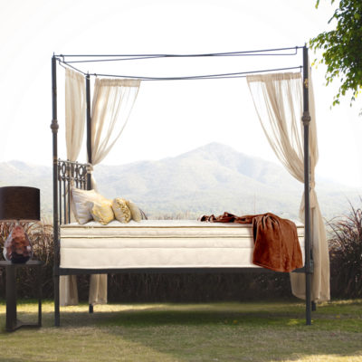 naturepedic concerto luxury mattress - Embrace Bed Frame
